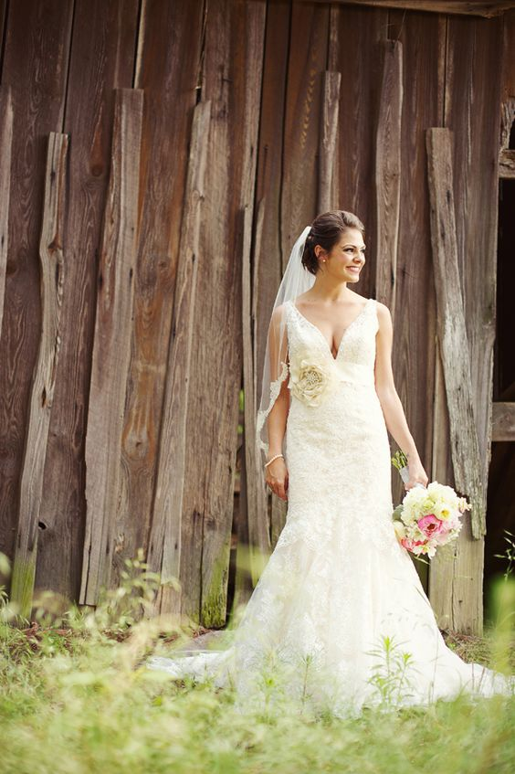 southern style wedding dresses - Wedding Decor Ideas