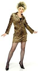 80's Ladies Superstar Costume