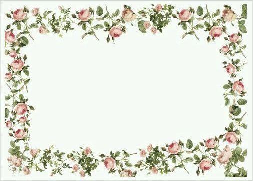 خلفيات صور فارغة للكتابة Floral Wreath Crafts Floral