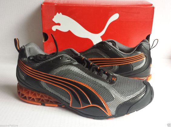 #PUMA men size 9 running sneakers NIB visit our ebay store at  http://stores.ebay.com/esquirestore