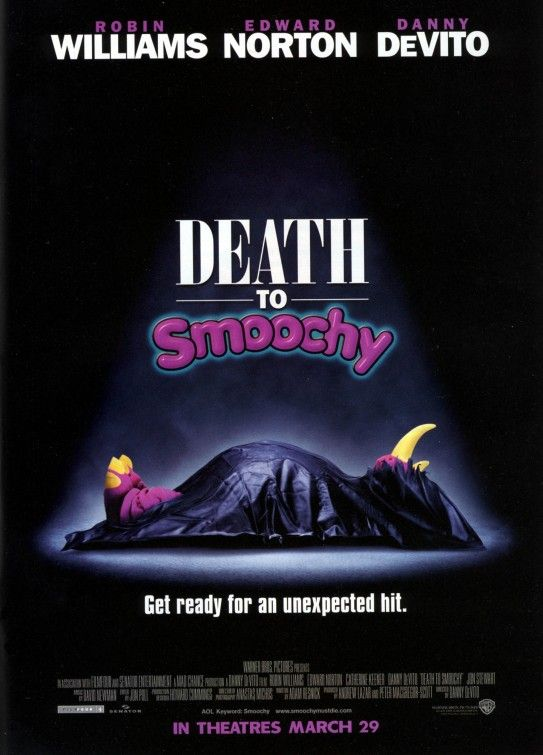 Click to View Extra Large Poster Image for Death to Smoochy