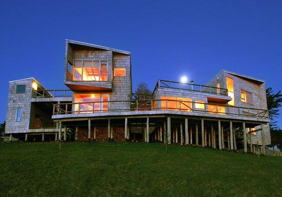 Casa Muelle / Jonas Retamal | Architecture | Pinterest | Muelle,  Arquitectos Y Fachadas