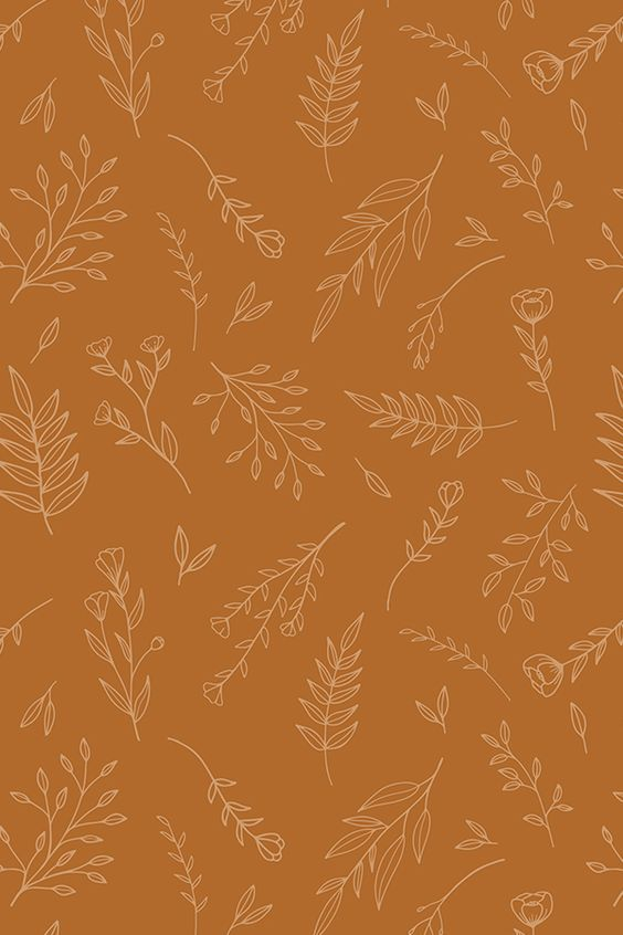 Floral Vector Elements Volume 002 Cute Fall Wallpaper Fall Wallpaper Iphone Background Wallpaper