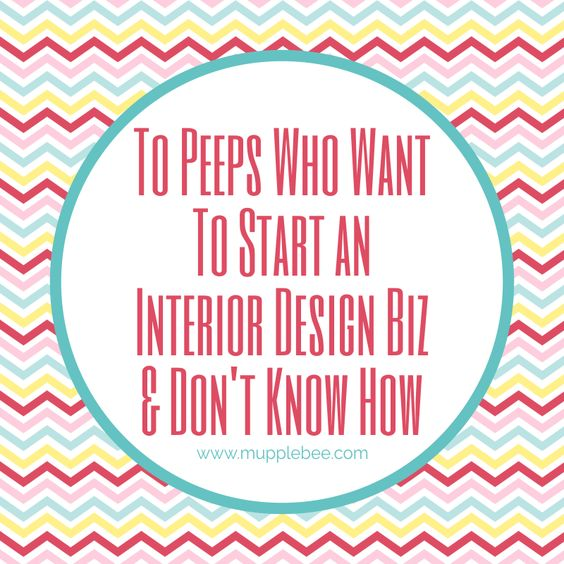 Pinterest the world s catalog of ideas for Starting an interior design business