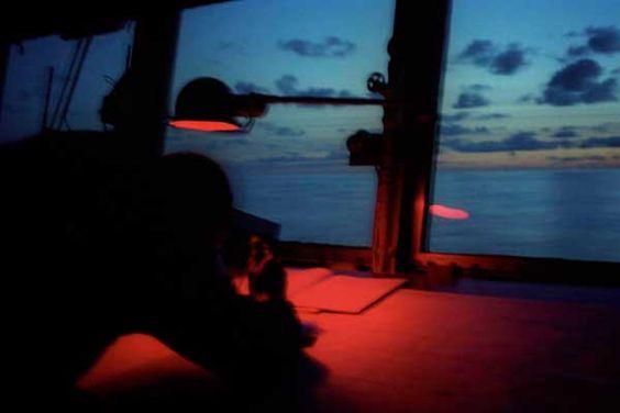 Vaisseau fantôme, Mer du Nord 2010 | François Fontaine