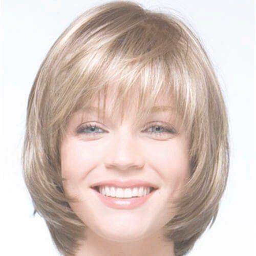 Super 50 Besten Kurzen Frisuren Für Rundes Gesicht Mit