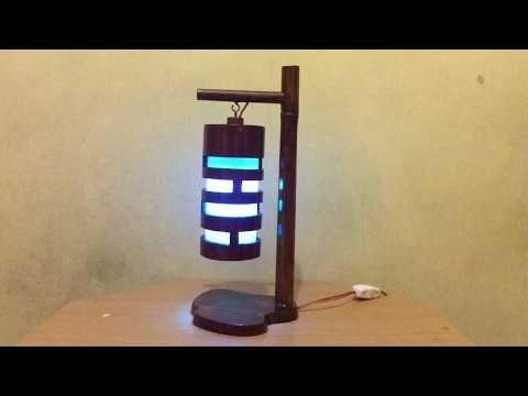 Model Lampu Hias Etnik Dari Bambu 1 2 Youtube Lampu Hiasan Bambu