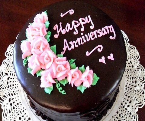 Happy Anniversary Cake Pictures For Facebook Happy Anniversary Cakes Marriage Anniversary Cake Wedding Anniversary Cakes