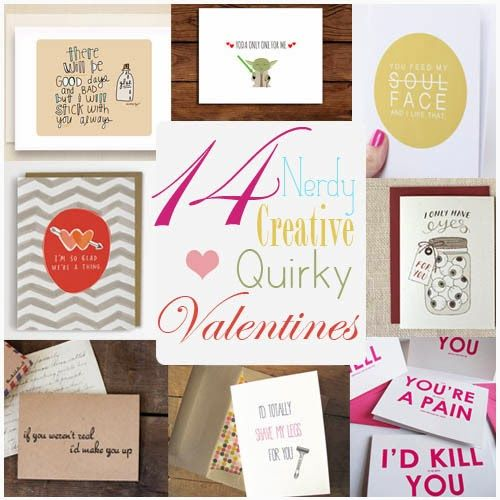 quirky valentines day gifts for him