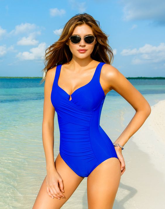 Blue bathing suits will enrich your confidence and warm personality; Swimwear brings the latest blue swimwear collections, find unique pieces here! JavaScript seems to be disabled in your browser.