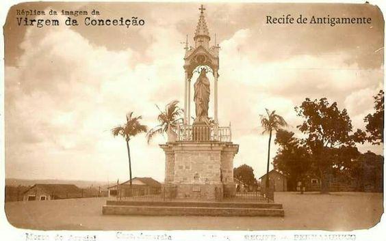 Morro da Conceição,  primeira metade do seculo XX
