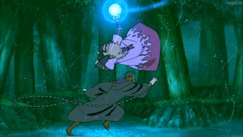 RASENGAN!! Aaaaaaaah this is so awesome. To this day, still the coolest move I have ever seen!