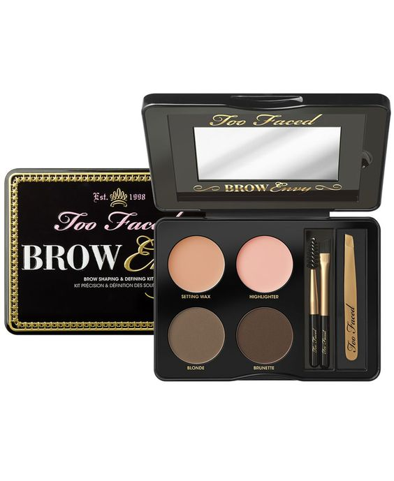 Too Faced Brow Envy Brow Shaping & Defining Kit - Gifts & Value Sets - Beauty - Macy's
