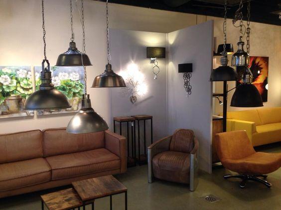 Iluminaci n tienda l mparas para sala decoraci n for Objetos decorativos para oficina