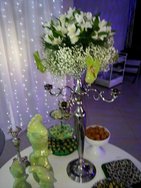 Decoração casamento E&C, doces