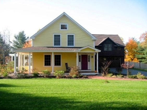 Wrap around farmhouse porch i want this house for Barn style house plans with wrap around porch