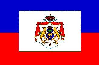 Flag of Haiti (Faustin's Empire) - Drapeau d'Haïti — Wikipédia