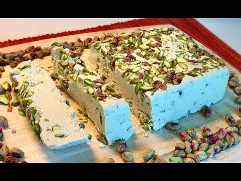 Halawah Tahiniyah حلاوه طحينيه Delicious Desserts Middle Eastern Sweets Eid Food