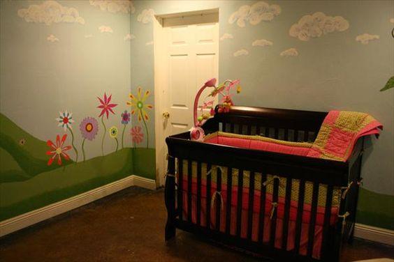 nature nursery theme