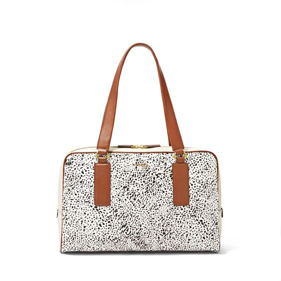 Fossil Memoir Biography Satchel ZB5411 | FOSSIL® Oh the awesomeness of this bag.