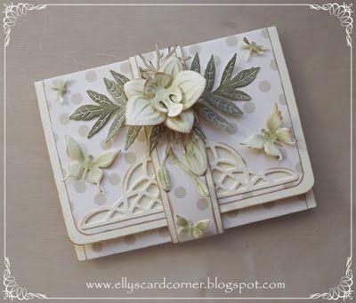 Elly's Card- Corner: Kadokaart houder