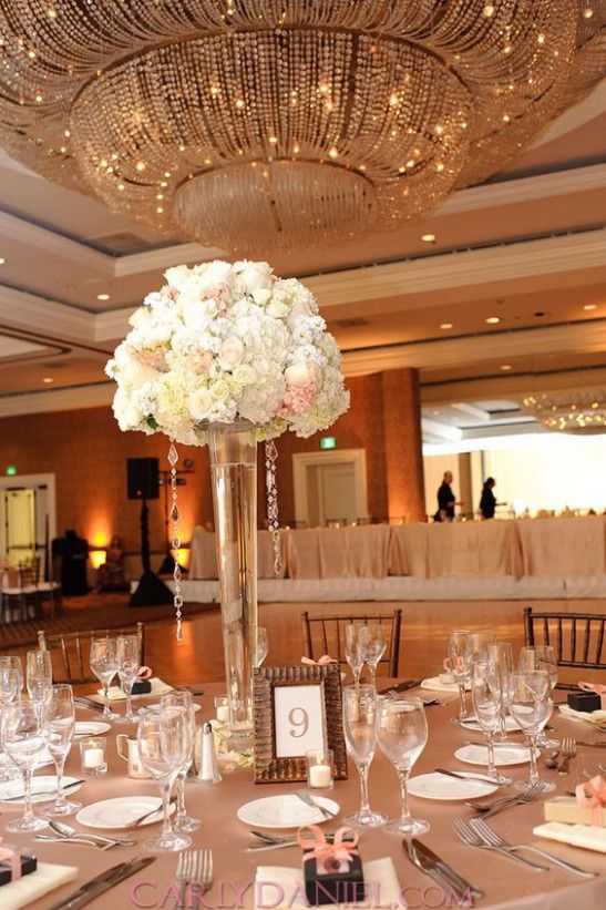 Wine Wedding Colors Center Pieces Champagne Wedding Themes