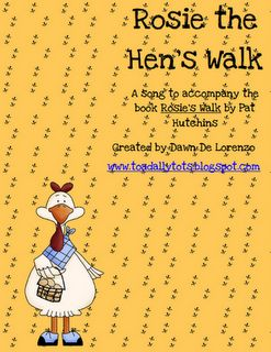 Do You Love Rosie's Walk by Pat Hutchins?