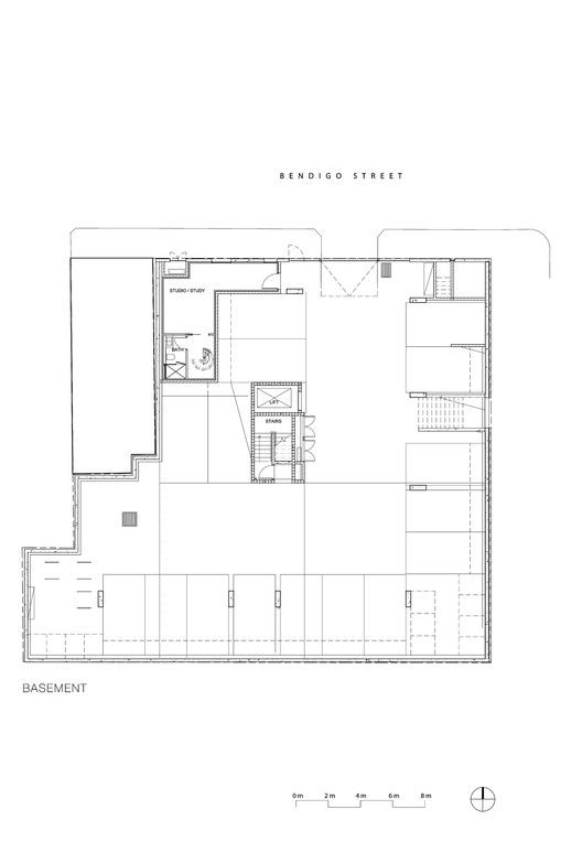 Gallery Of Love Building Cht Architects 11 Architect Building Floor Plans