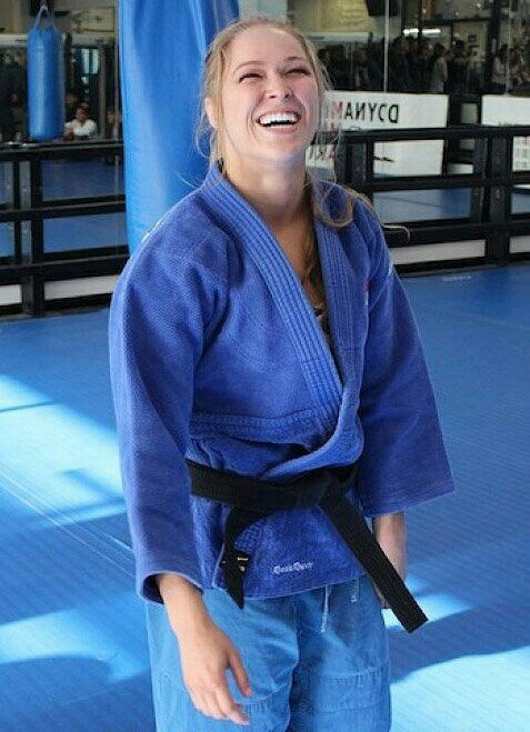 Ronda Rousey is an American judoka and mixed martial artist and the current Strikeforce Women's Bantamweight Champion.
