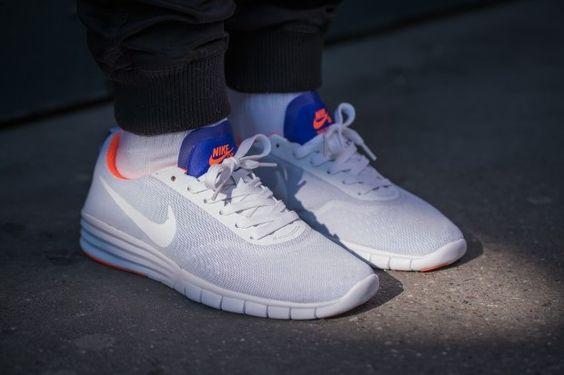 Nike SB P-Rod 9 R-R: White