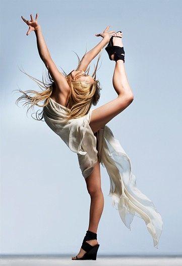 Taniec nowoczesny!
