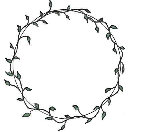 Flower Circle Line Drawing : Flower drawing embroidery border circle pesquisa google bordados pinterest