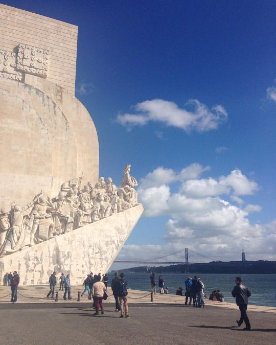 Padrão dos Descobrimentos, Belém, Lisbon (Portugal)