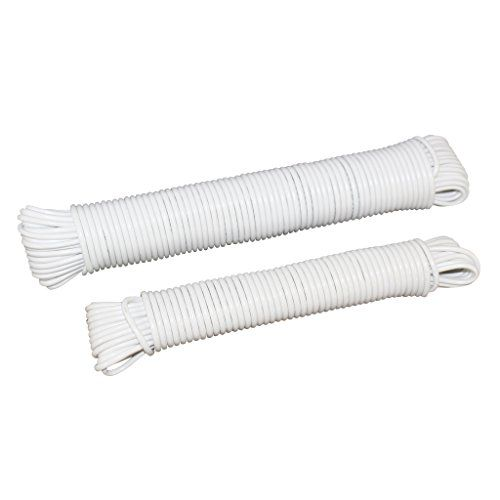 Clothesline 5 32 Inch Sgt Knots Plastic Coated Clothes Line Fiber Reinforced Line All Purpose Laundry Line Dryer R Clothes Line Plastic Coating Fiber