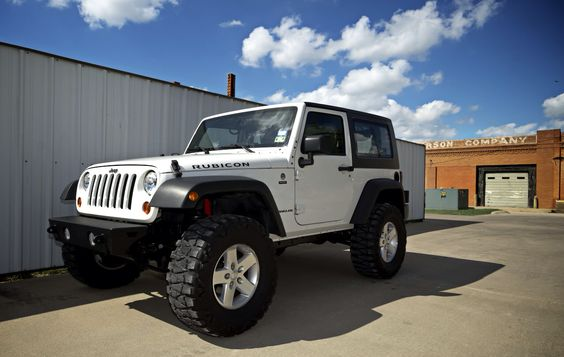 Jeep Wrangler Rubicon 3 5 Inch Lift 35 Inch Tires Not