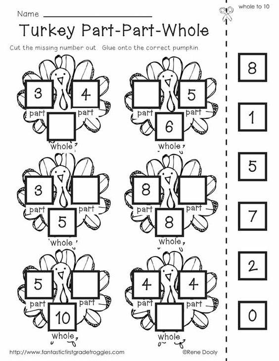 Number Names Worksheets thanksgiving math puzzles worksheets : Thanksgiving math, Math and Thanksgiving on Pinterest