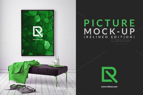 Picture Mock-up #12 @creativework247