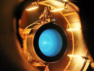 Ion thrusters are used for lightweight crafts like satellites, but what if they could propel a jet. http://www.thevoltreport.com/ion-thrusters-to-be-the-new-cool-jet-engines/