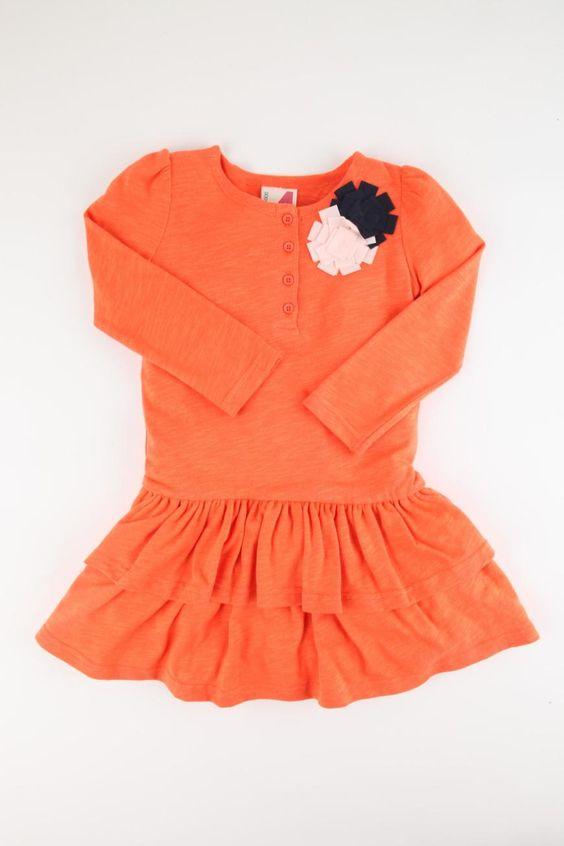 reta ruffle dress | CottonOn