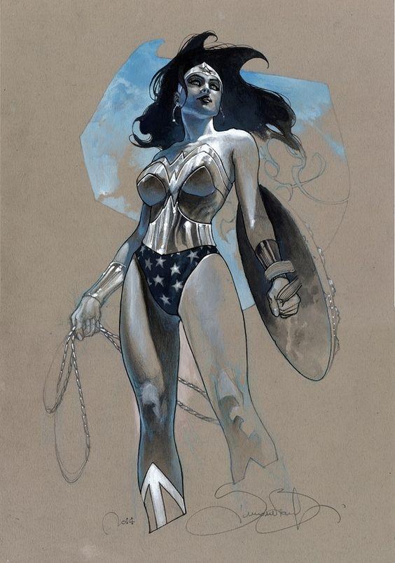 Wonder Woman | Simone Bianchi