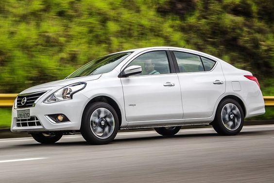 Grandalhão, Versa ganha novo visual e motor 1.0 - Carros - iG