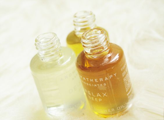 Aromatherapy Associates - a little bit of bathroom heaven