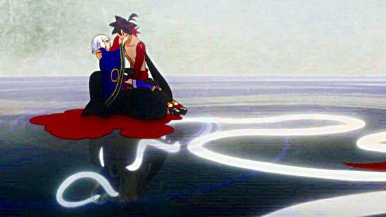 Togame - Katanagatari Aqui no llega a ser realmente un enemigo, sino que desde el principio no fue un aliado y es en su final que nos enteramos de esto