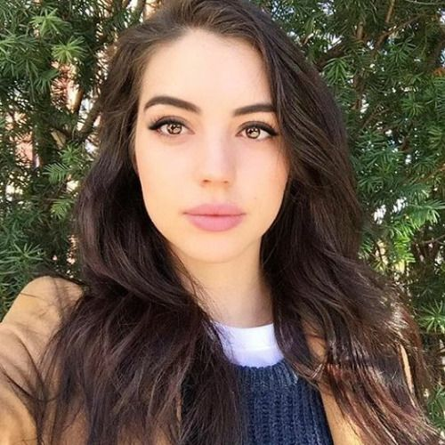 Hey there I'm Adelaide I'm 21 and single I'm an actress you may know me from reign also I made an appearance on teen wolf~Adelaide