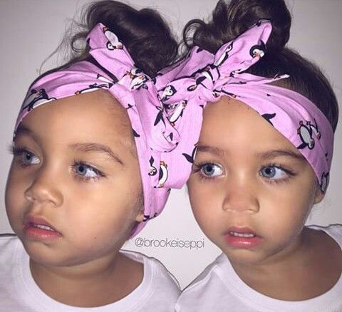 Image Result For Mix Race Blue Eye Twins Twin Baby Girls My