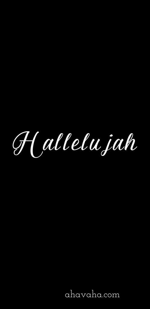 Hallelujah Themed Christian Wallpapers With Images Free Christian Wallpaper Christian Wallpaper Free Christian