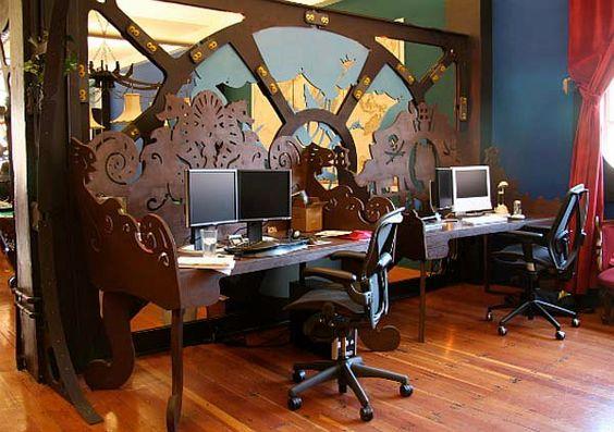 decoração steampunk - Pesquisa Google