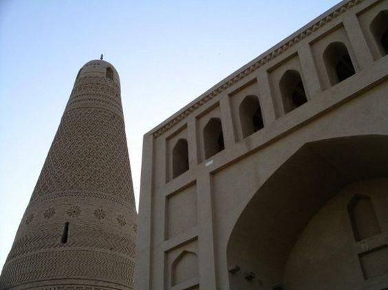 Emin Minare, Uygur Camii-Doğu Türkistan, Çin