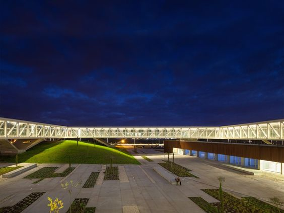 Showcase: Óbidos Technological Park Main Building by Jorge Mealha | Features | Archinect