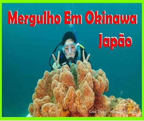 mergulho okinawa